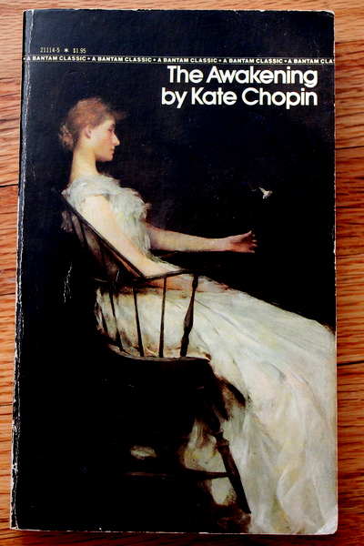 "a pursue to ones greater happiness in the awakening by kate chopin Kate chopin's the awakening she cannot find true happiness her ""awakening it is a book about the choices one will makes to protect one's freedom, and."