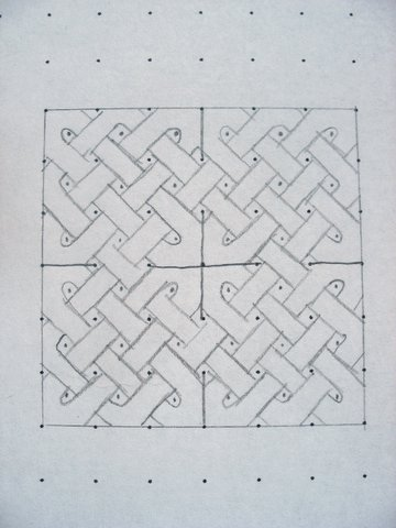 Free Celtic Knot Pattern · Knitting | CraftGossip.com