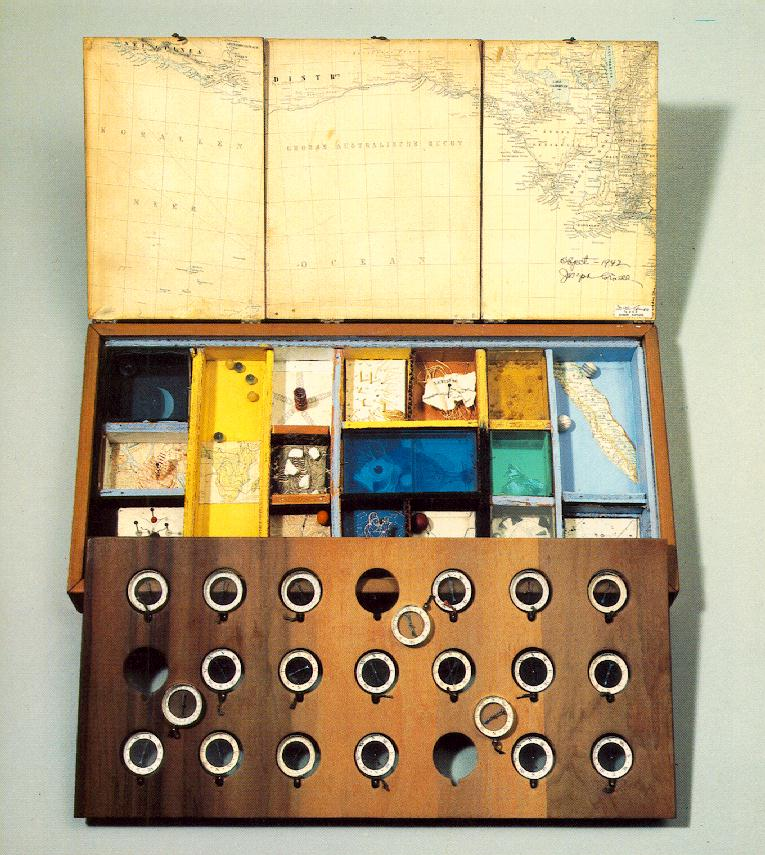 discovered joseph cornell quite by accident i was a teenager and ...
