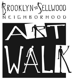 Brooklyn Sellwood Art Walk