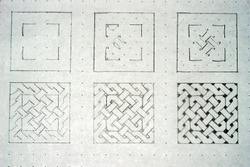 Easy to draw celtic knots celtic knot tutorial basics i by.