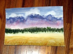 New Watercolor Class