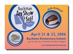 Buckman Elementary – Art Show and Sell